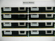 64GB  (8X8GB) PC2-5300F Memory Dell P/E 1950 III 2900 III 2950 III