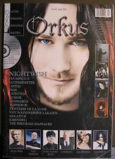 ORKUS 2005 # 4 - NIGHTWISH WUMPSCUT GOTHMINISTER UNTOTEN PAIN SIDDHARTA VNV NATI