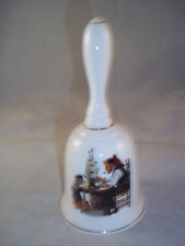 Norman Rockwell Collector's Bell For A Good Boy 1986 American Icon
