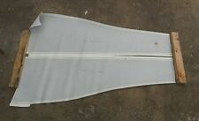 82-92 CAMARO Z28 RS 25th ANNIVERSARY HOOD STRIPE DECALS NEW SILVER GM# 10215943