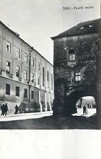Romania Sibiu old gate