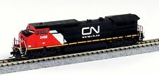 N Scale Atlas Dash 8-40CW Canadian National (IC) Road #2458