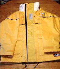 Against the Elements Atlantic Offshore Rain Storm Jacket Heavy-duty Waterproof S