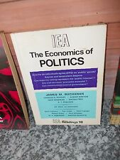 IEA, The Economics of Politics, TEA Headings 18