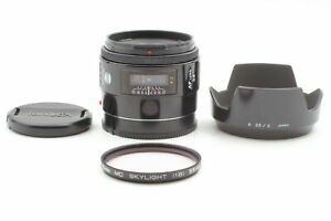[Almost MINT + Hood] Minolta AF 35mm f2 For Sony / Minolta A Mount From JAPAN