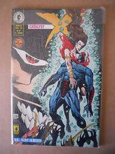 COMICS ' GREATEST WORLD: X Vol.11 1995 Dark Horse Star Comics  [G691]