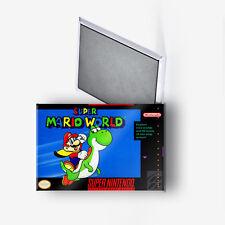 Super Mario World SNES Nintendo Refrigerator Magnet 2x3