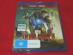 Iron Man 3 (Blu-ray Disc. Digital Copy Plus)