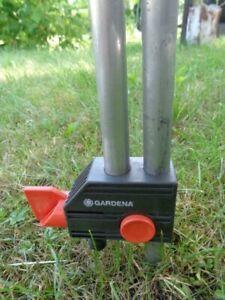 Gardena Gartendusche, kaum benutzt, sehr guter Erhalt, voll funktionsfähig