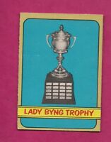 1972-73 OPC # 168 LADY BYNG TROPHY EX-MT CARD (JEAN RATELLE ) (INV# A6992)