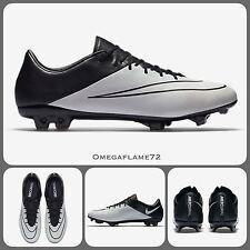 Sz 11.5 Nike Mercurial Vapor X Leather FG PRO Football Boots CR7 747565-001