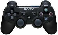 Sony PS3 Wireless Dua lshock 3 Controller Black Color
