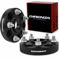 DIRENZA 5x114.3 25mm FORGED ALLOY WHEEL SPACERS FOR TOYOTA AURIS MR2 SUPRA MK4