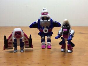 Z-bots: YOUR CHOICE Linkbots & Revbots, Galoob Micro Machines LGTI 1993 - 1994