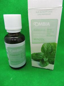 Ombia Minzöl á 30ml  (11,63 €/ 100 ml)