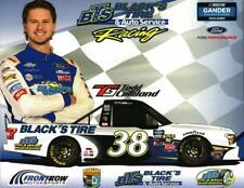 2020 Todd Gilliland #38 Blacks Tire Service Postcard