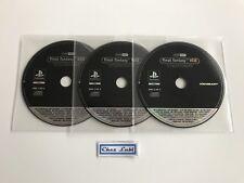 Final Fantasy VIII 8 (Sans CD 2) - Promo - Sony PlayStation PS1 - PAL FR