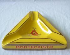 Classic Triangle Montecristo 3 Cigars Ceramics Cigar Ashtray SZC09