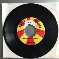"BOB MARLEY ""Smile Jamaica"" Original Tuff Gong single 1976"