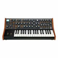 Moog posteriores 37 Paraphonic sintetizador analógico