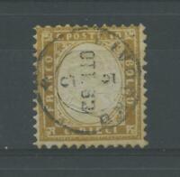 REGNO 1862 10C. BISTRO 2 US.