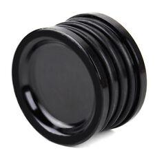 Cam Shaft Seal Cover Cap Plug Black For Acura Honda GSR SI B16 B18 B20 Engine