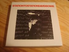 CD : DAVID BOWIE- STATION TO STATION 3CD DELUXE BOX SET - ( Coffret CD )