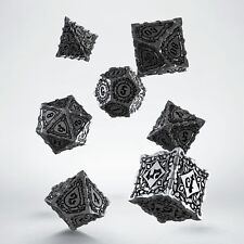 Metal Pathfinder Dice Set (7)