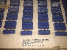 (5 PIECE LOT) ESM06SRKN CARD EDGE CONNECTOR, PCB MNT, 6 CONTACTS, 0.156 PITCH,