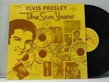 Elvis Presley LP Sun Years   Sun M-
