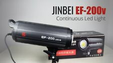 2019 JINBEI EF-200 200W V Dimmable LED Video Light Continuous Lamp- 5500K- EF200