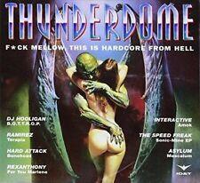 Vol 1: Thunderdome - Artist: Thunderdome - Format: Audio CD