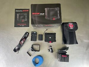 Zacuto EVF Electronic Viewfinder + Z Finder and accessories