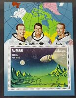 s405) Raumfahrt Space Walter Cunningham  Apollo 7  OU Autogramm authentic signed