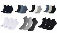 3,6,9,12 Paar Puma, A.27108001, QUARTER Socken, Life Style, Freizeit, Unisex