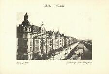 Berlin - Neukölln, Druck Saalestraße / Ecke Bergstraße, Größe: 295x210mm