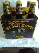 Vintage beer bottles
