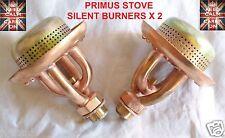 PRIMUS STOVE SILENT BURNER X 2   PARAFFIN STOVE CAMPING STOVE KEROSENE STOVE