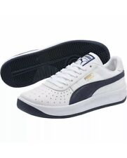 PUMA GV Special+ Men Shoe (Size 10) White Peacoat Blue (Free Priority shipping)