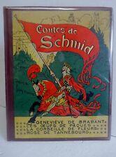 Contes de SCHMID illustrés par Louis MORIN - 1931 .