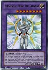 Elemental Hero Ultra Rare Individual Yu-Gi-Oh! Cards