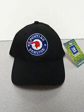 PONTIAC SERVICE BLACK HAT LICENSED BY GM GTO FIREBIRD