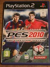 PES 2010 ( PS2) PAL  KONAMI