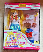 Sailor Moon Doll Mini Collection Doll Japanese Bandai Japan 2000