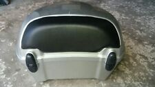 bauletto da 30 litri NUOVO con poggia schiena incorporato e piastra