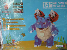 Pokemon Multi-Coloured Toy Construction Sets & Packs
