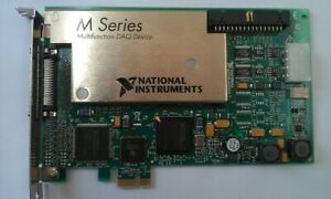National Instruments  NI PCIE-6251, Nearly news. tested good