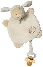 Baby Fehn Babylove Schmusetuch mit Schnullerhalter Schaf Paul