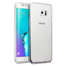 Fundas y carcasas transparentes Para Samsung Galaxy S6 de piel para teléfonos móviles y PDAs