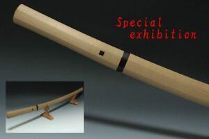 Japanese Antique Shirosaya Daito Koshirae set sword samurai tsuba katana yoroi